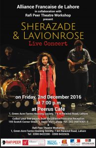 Concert @ Peerus Cafe | Lahore | Punjab | Pakistan