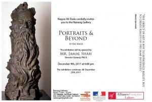 PORTRAITS & BEYOND @ NAIRANG GALLERIES | Lahore | Pakistan